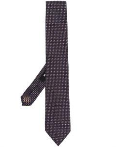 Жаккардовый галстук Dsquared2