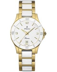 Швейцарские наручные женские часы Atlantic