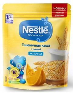 Молочная пшеничная каша с тыквой 220гр Nestle