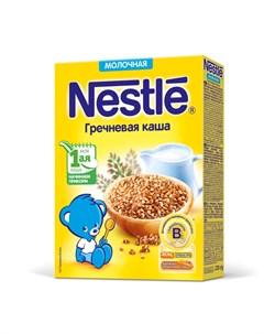 Молочная гречневая каша 220гр Nestle