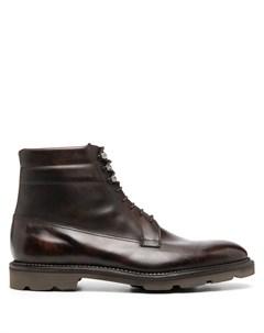 Ботинки на шнуровке John lobb