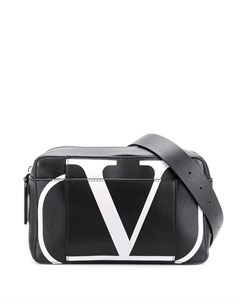 Поясная сумка с принтом VLogo Valentino garavani