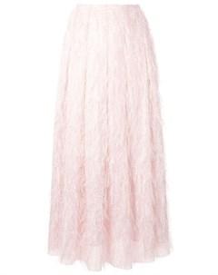 Расклешенная юбка с завышенной талией Bambah