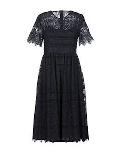 Платье до колена Emin & paul