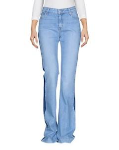 Джинсовые брюки Derek lam 10 crosby