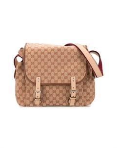 Пеленальная сумка с логотипом Gucci kids