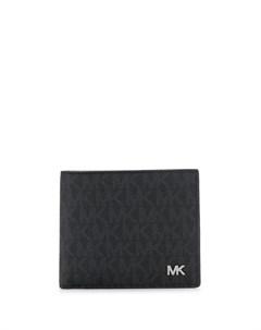 Бумажник с логотипом Michael michael kors
