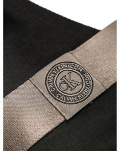 Трусы стринги с логотипом Calvin klein underwear