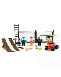 Игровой набор Побег из тюрьмы Великий побег Roblox