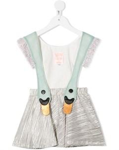 Декорированная юбка Wauw capow by bangbang