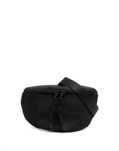 Поясная сумка с логотипом Vetements
