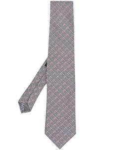 Жаккардовый галстук в горох Etro
