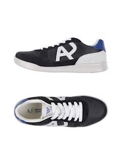 Кеды и кроссовки Armani jeans