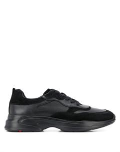 Кроссовки на шнуровке Lloyd