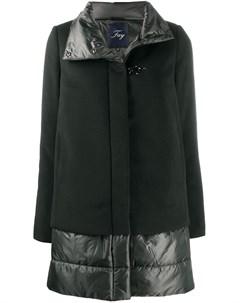 Утепленное пальто Fay