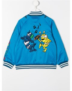 Бомбер Music Monsters Stella mccartney kids