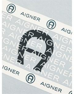 Нагрудник с логотипом Aigner kids