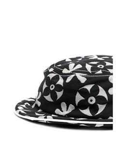 Шляпа с цветочным принтом 10 corso como