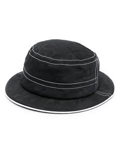 Шляпа с контрастной отделкой 10 corso como