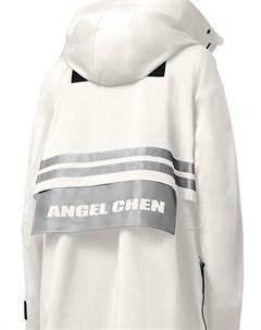 Плащ Morgan из коллаборации с Angel Chen Canada goose