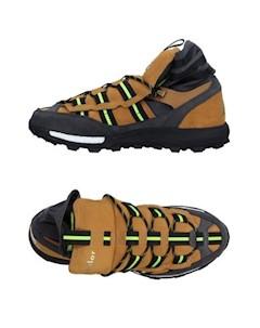 Высокие кеды и кроссовки Adidas by kolor