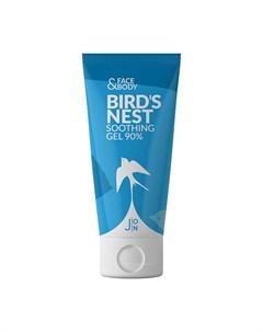 Гель с экстрактом ласточкиного гнезда Face Body Bird s Nest Soothing Gel 90 J:on