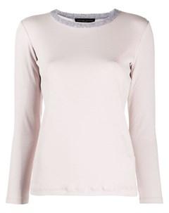 Пуловер с пайетками Fabiana filippi
