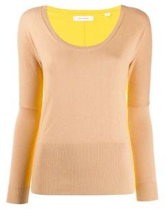 Приталенный пуловер Chinti & parker