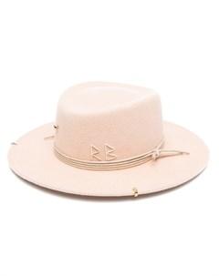 Декорированная шляпа Ruslan baginskiy