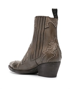 Ковбойские ботинки Sartore