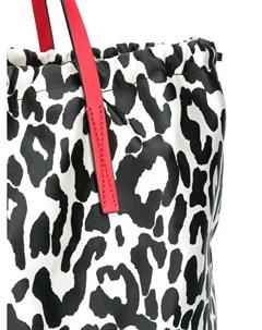 Рюкзак с анималистичным принтом Marni