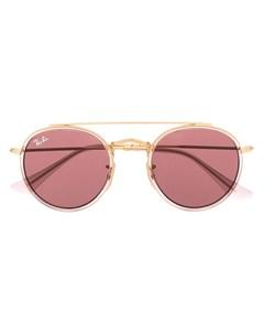 Солнцезащитные очки авиаторы Ray-ban junior
