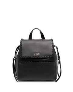 Рюкзак с плетением Liu jo