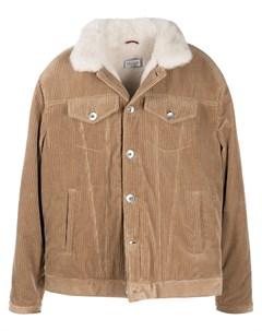 Вельветовая куртка Brunello cucinelli