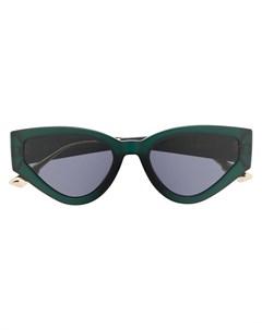Очки в оправе кошачий глаз Dior eyewear