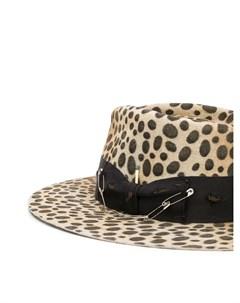 Шляпа Lynx Nick fouquet