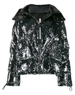 Куртка с пайетками As65