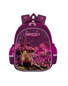 Ранец школьный RAz 086 7 Grizzly