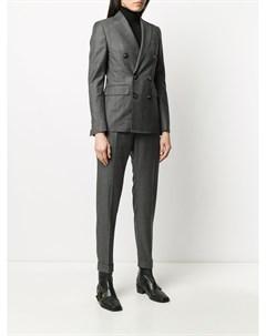 Двубортный пиджак Dsquared2
