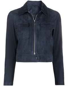 Укороченная куртка на молнии Desa 1972