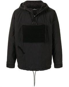 Куртка с накладным карманом и капюшоном Stone island shadow project