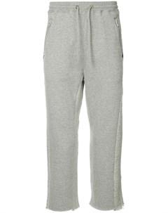 Укороченные спортивные брюки Facetasm