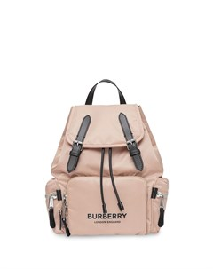 Рюкзак среднего размера с логотипом Burberry