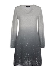 Короткое платье Estheme cachemire