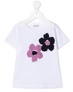 Рубашка с цветочным принтом Il gufo