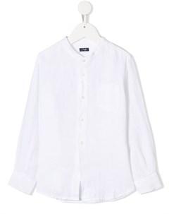 Приталенная рубашка с длинными рукавами Il gufo