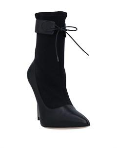 Полусапоги и высокие ботинки Manolo blahnik