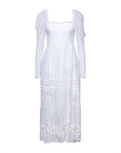 Платье миди Hemant & nandita