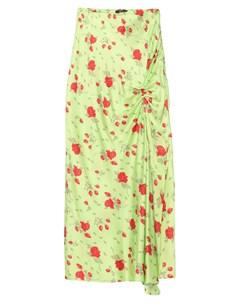 Длинная юбка De la vali