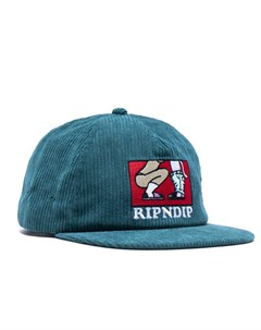 Кепка Love Is Blind Strapback Teal 2021 Ripndip